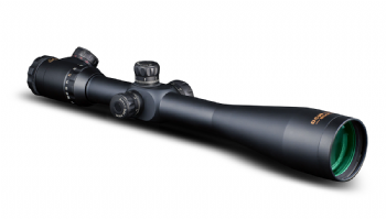 Konus ProM30 6.5-25x44 30mm SF Illum Etched Mil Dot Lock Turret Rifle Scope 7281